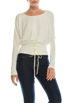 Shoptiques Product: Corsette Bottom Top