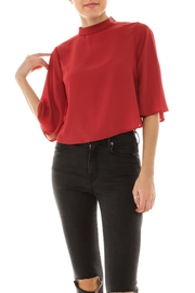 Favlux Flowy Back Top - Front cropped