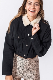 Favlux Fur Lined Jacket - Product Mini Image