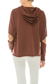 Favlux Hoodie Top - Front full body