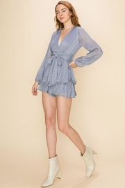 Favlux Long-Sleeve Tiered Romper - Product Mini Image