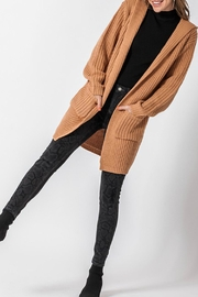 Favlux Madison Hooded Cardigan - Product Mini Image