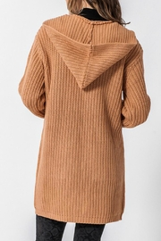 Favlux Madison Hooded Cardigan - Side cropped