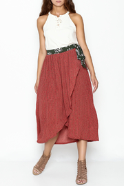 Favlux Multicolor Skirt - Side cropped