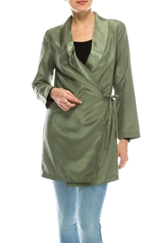 Favlux Olive Blazer Dress - Product Mini Image