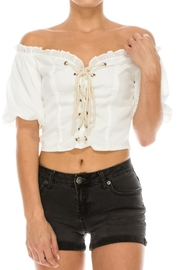 Favlux String Front Top - Front cropped