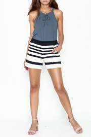Favlux Tie Up Top - Side cropped