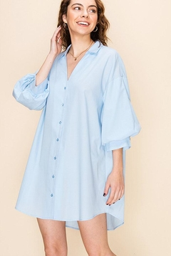 Shoptiques Product: Tunic Shirt Dress