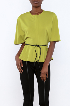 Favori Lime Top - Product List Image