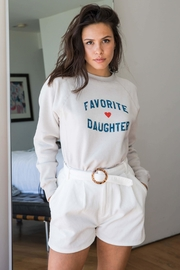 Suburban riot Favorite Daughter Sweatshirt - Product Mini Image