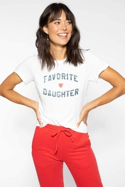 Sub Urban Riot Favorite Daughter Tee - Product Mini Image