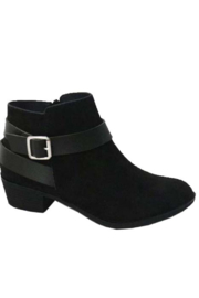 Bamboo Favorite Everyday Black Bootie - Product Mini Image