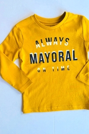 Mayoral Favorite  Tee - Front cropped