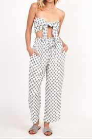 Olivaceous Favorite Printed Pants - Product Mini Image