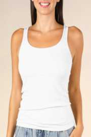 Lovestitch Favorite Rib Tank - Front cropped