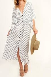 Olivaceous Favorite Vacation Dress - Product Mini Image