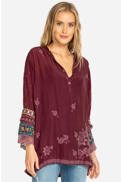 Johnny Was Fayan Patchwork Tunic - Product List Image