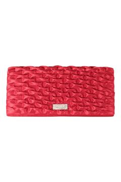 Shoptiques Product: Satin Pleated Clutch