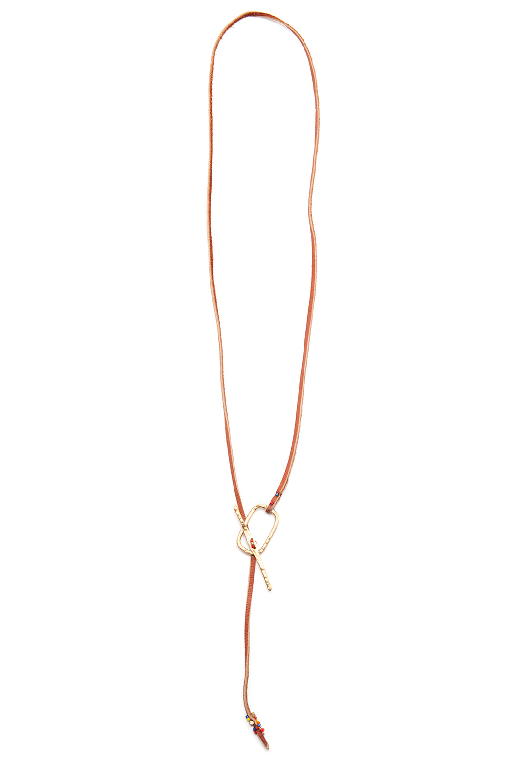 Cinq Lariat - Front Cropped Image