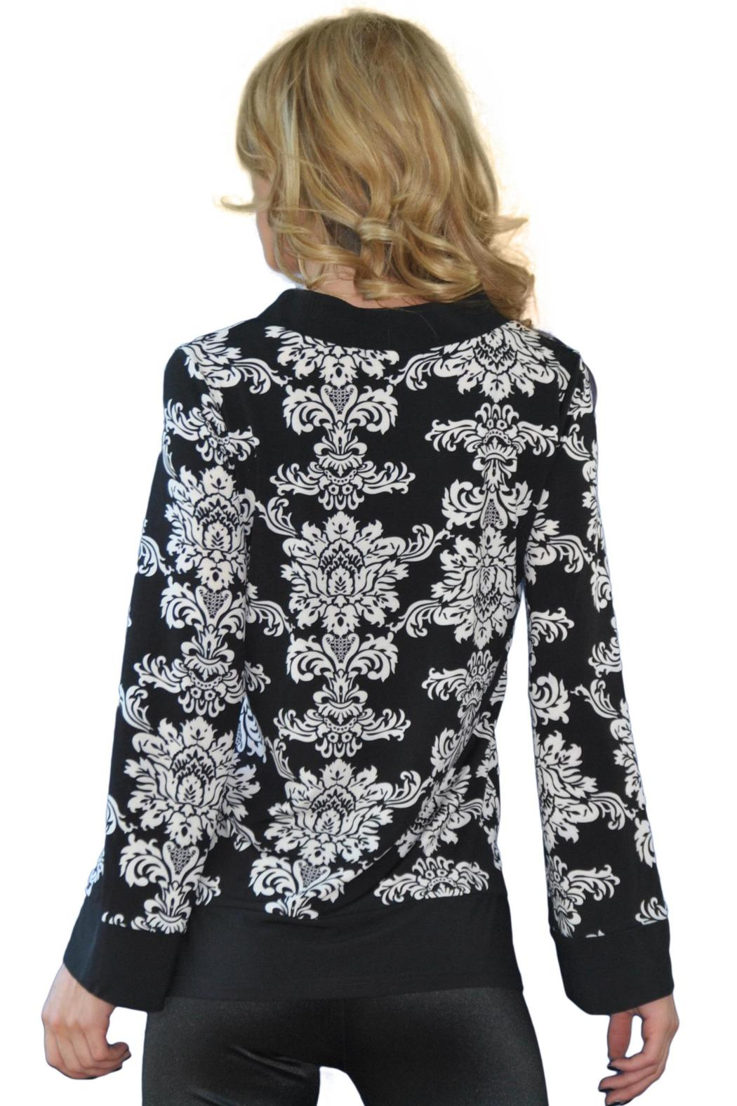 Gina Louise Mikelle Top - Back Cropped Image