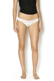 Hanky Panky Mrs. Low-Rise Thong - Product Mini Image