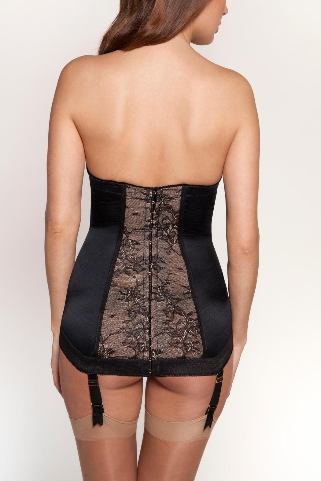 Gossard Retrolution Corset - Back Cropped Image
