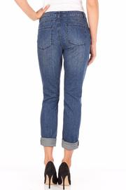 FDJ French Dressing Flannel Patchwork Jeans - Front full body