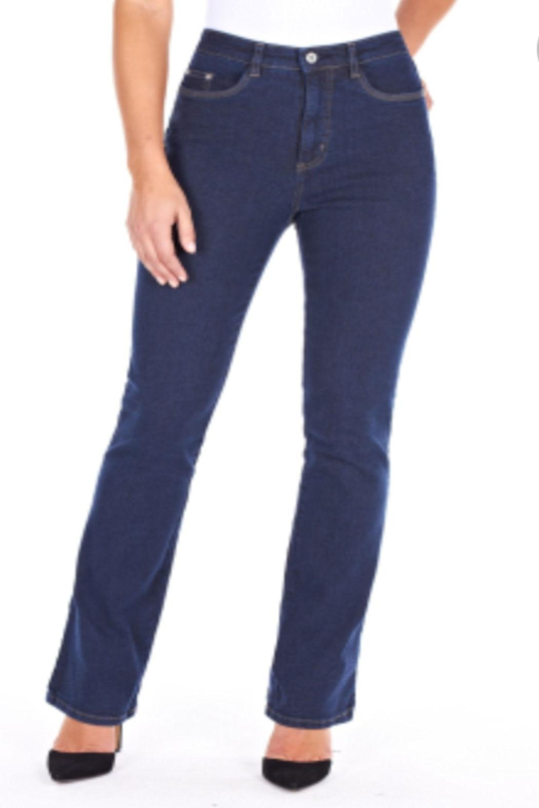 FDJ French Dressing Peggy Jeans - Main Image