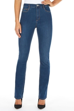 FDJ French Dressing Peggy Straight-Leg Jean - Product List Image