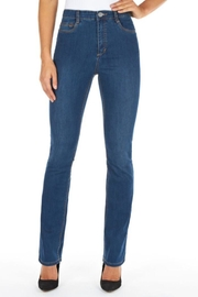 FDJ French Dressing Peggy Straight-Leg Jean - Product Mini Image