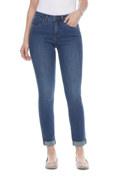 FDJ French Dressing Stone Embellished Jeans - Product List Image