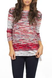 FDJ French Dressing Stripe Summer Top - Product Mini Image