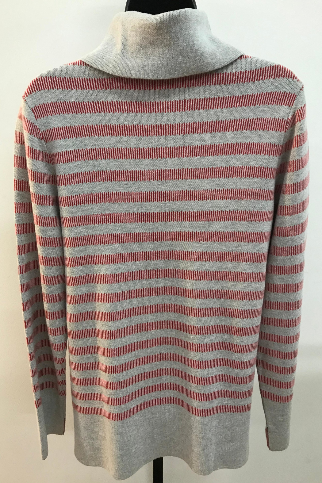 FDJ French Dressing Tunic Sweater - Front Full Image