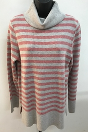 FDJ French Dressing Tunic Sweater - Front cropped