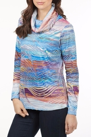 FDJ French Dressing Winter Sunset Top - Product Mini Image