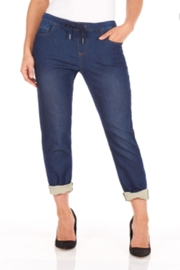FDJ Jeans  Blue Olivia Jeggings - Product Mini Image