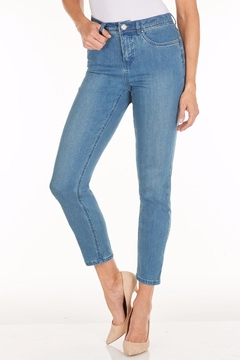 Shoptiques Product: Olivia Slim Ankle Jeans