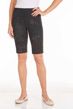 Shoptiques Product: Polka Dot Bermudas