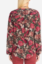 Johnny Was FE Ruffle Shirt - Side cropped
