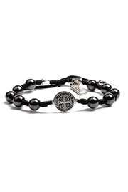 My Saint My Hero Fearless Iron Bracelet - Product Mini Image