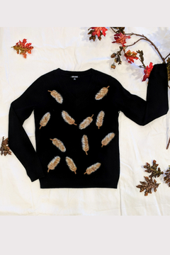 Shoptiques Product: Feather Cashmere Sweater