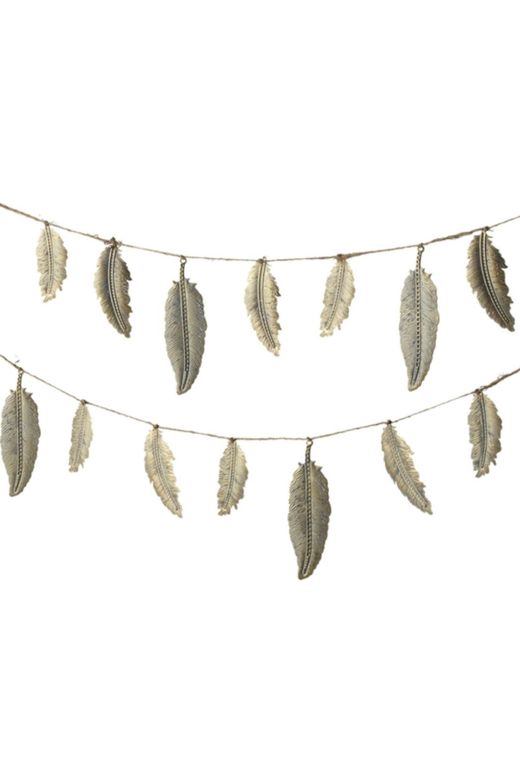 Midwest CBK Feather Garland - Main Image