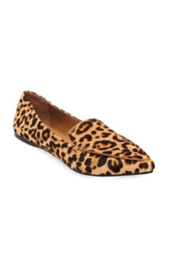 Steve Madden Feather Leopard Flat - Product List Image