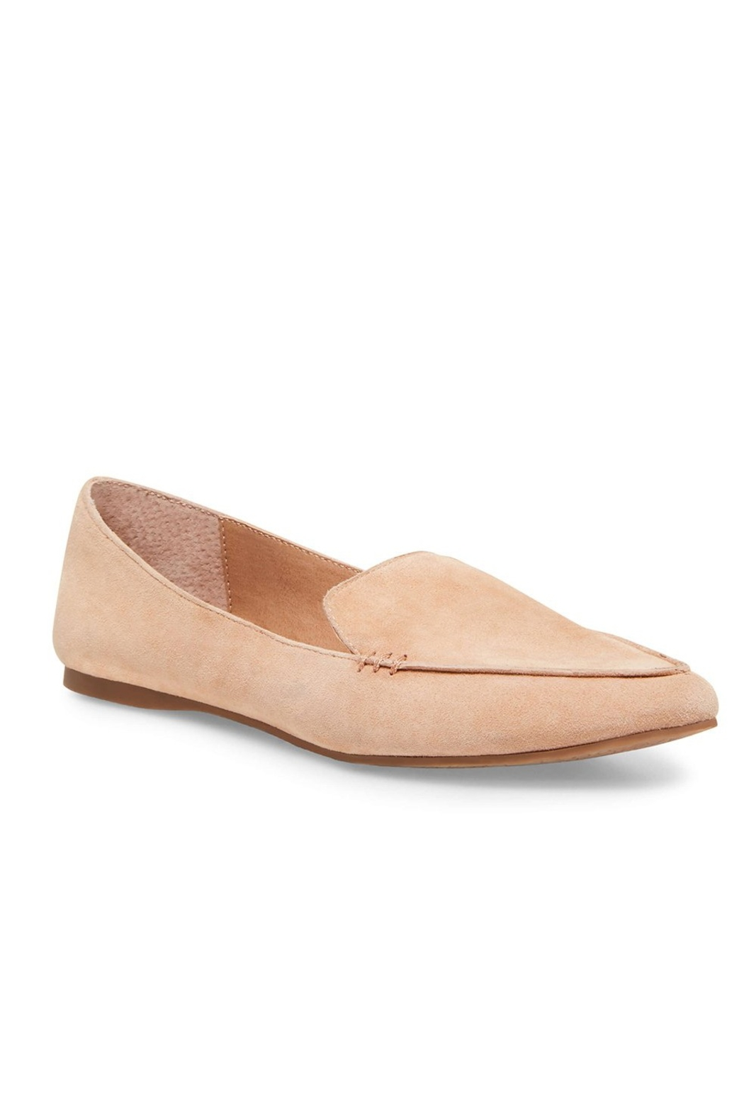Steve Madden Feather Pointed Flat - Front Cropped Image