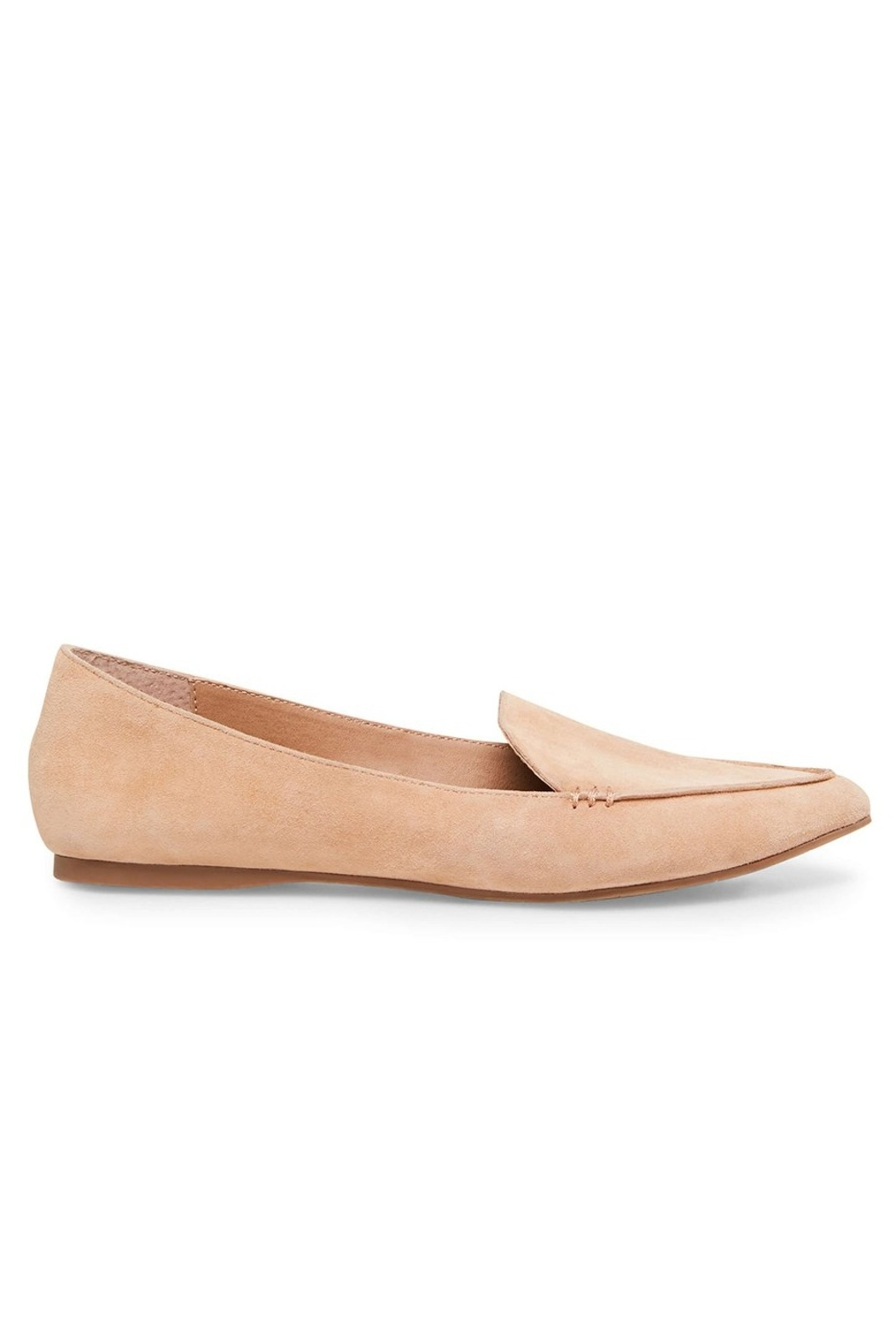 Steve Madden Feather Pointed Flat - Front Full Image