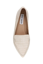 Steve Madden Feather Pointed Flat - Front cropped