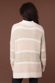 Simply Noelle Feather Weather Sweater - Side cropped