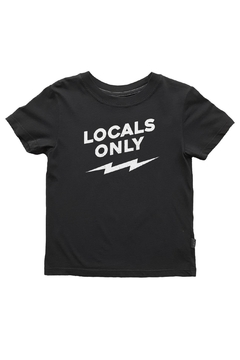 Shoptiques Product: Locals Only Tee