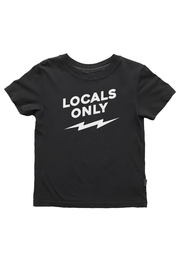 Feather 4 Arrow Locals Only Tee - Front cropped