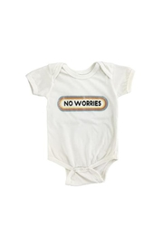 Feather 4 Arrow No Worries Onesie - Product Mini Image